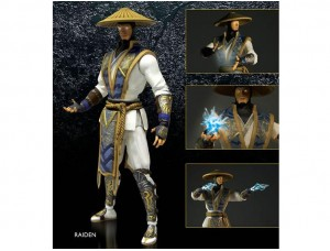 Фигурка Рейден - Mortal Kombat X