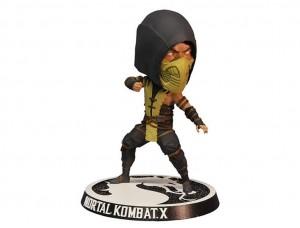 Фигурка-башкотряс Скорпион - Mortal Kombat X