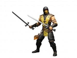 Фигурка Скорпион - Mortal Kombat X