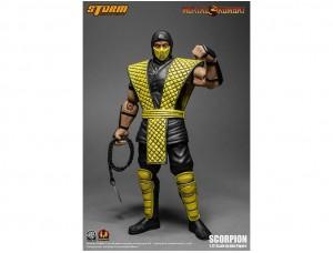 Фигурка Скорпион - Mortal Kombat Klassic