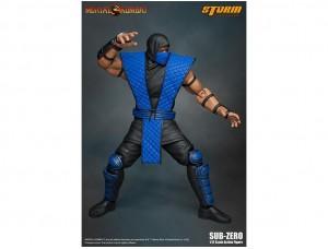Фигурка Саб-Зиро - Mortal Kombat Klassic