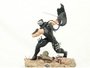 Фигурка-статуя Рю Хаябуса - Ninja Gaiden 3