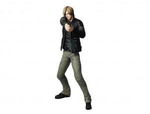 Фигурка Леон Кеннеди - Resident Evil 6