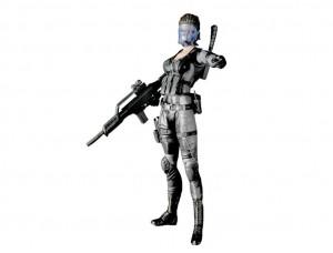 Фигурка Лупо - Resident Evil Operation Raccoon City