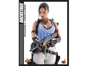 Фигурка Шева Аломар BSAA - Resident Evil 5