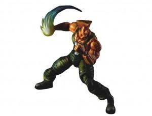 Фигурка Гайл - Super Street Fighter IV