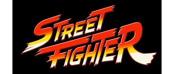 Коллекционные фигурки из игры Street Fighter