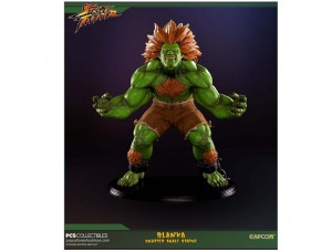 Фигурка-статуя Бланка - Street Fighter