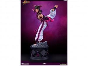 Фигурка-статуя Джури - Street Fighter