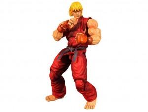 Фигурка Кен - Super Street Fighter IV