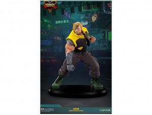 Фигурка-статуя Нэш - Street Fighter
