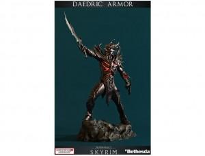 Фигурка-статуя Даэдрическая броня - The Elder Scrolls V: Skyrim