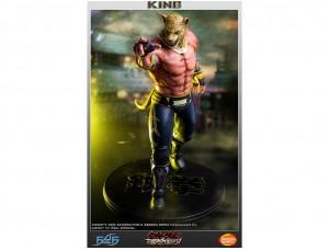 Фигурка-статуя Dark Resurrection King - Tekken 5