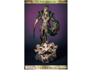 Фигурка-статуя Стеклянная броня - The Elder Scrolls V: Skyrim