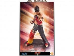 Фигурка-статуя Jin Kazama - Tekken 3
