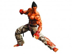 Фигурка Kazuya Mishima - Tekken Tag Tournament 2