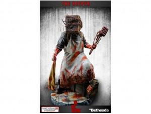 Фигурка-статуя Хранитель - The Evil Within