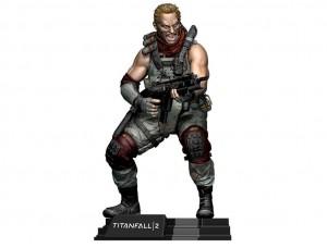 Фигурка Блиск - Titanfall 2