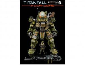 Фигурка Титан Огр и Пилот - Titanfall