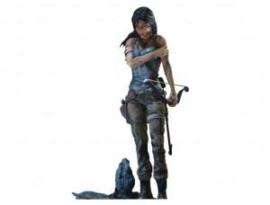 Фигурка-статуя Лара Крофт - Survivor