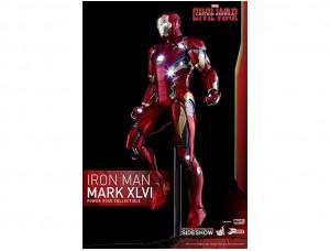 Фигурка Железный Человек - Mark XLVI
