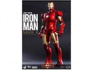 Фигурка Железный Человек - Mark III