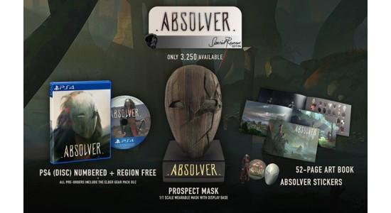 Коллекционное издание Absolver - Special Reserve Edition