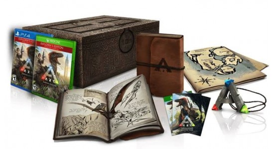 Коллекционное издание Ark: Survival Evolved - Collector's Edition