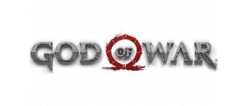 Коллекционные фигурки из игры God of War 2017