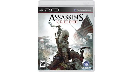 Игра для Playstation 3 Assassins Creed III PS3