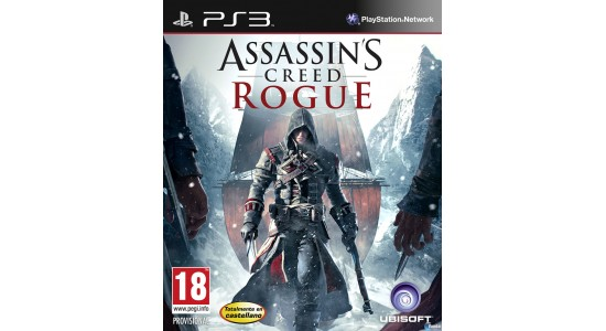 Игра для Playstation 3 Assassin's Creed: Rogue PS3