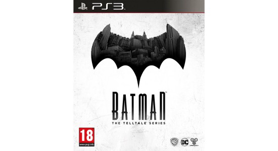 Игра для Playstation 3 Batman: The Telltale Series PS3