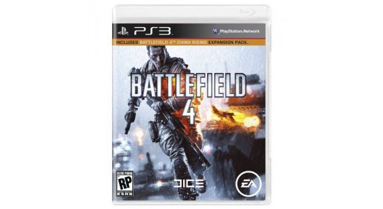 Игра для Playstation 3 Battlefield 4 + China Rising PS3