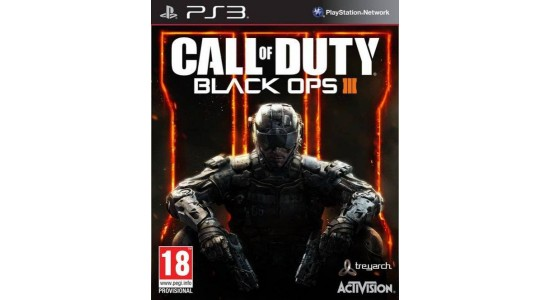 Игра для Playstation 3 Call of Duty Black Ops 3 PS3