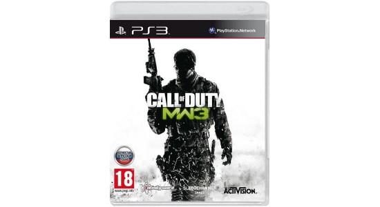 Игра для Playstation 3 Call of Duty: Modern Warfare 3 PS3