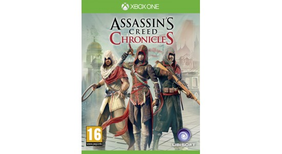Игра для Xbox One Assassin's Creed Chronicles Trilogy Xbox ONE