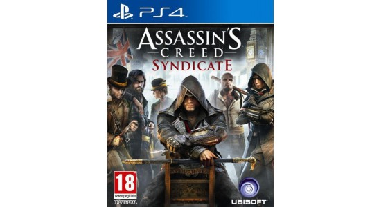 Игра для Playstation 4 Assassins Creed Syndicate