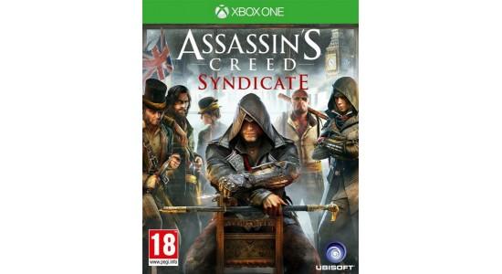 Игра для Xbox One Assassins Creed Syndicate Xbox ONE