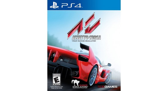 Игра для Playstation 4 Assetto Corsa