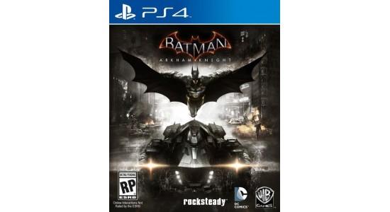 Игра для Playstation 4 Batman: Arkham Knight
