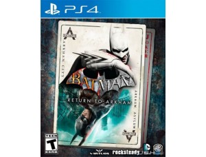 Batman: Return to Arkham Remastered Collection