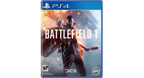 Игра для Playstation 4 Battlefield 1