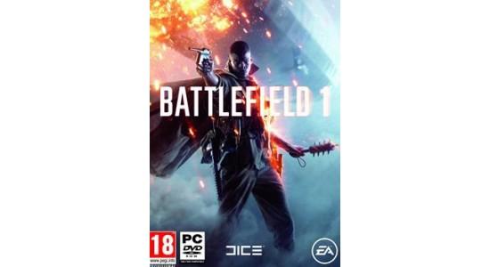 Игра для ПК Battlefield 1 PC