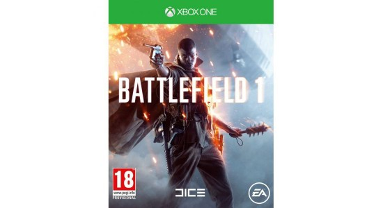 Игра для Xbox One Battlefield 1 Xbox ONE
