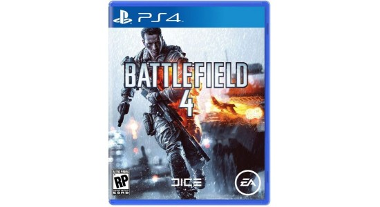 Игра для Playstation 4 Battlefield 4