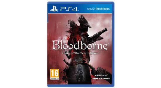 Игра для Playstation 4 Bloodborne GOTY Edition