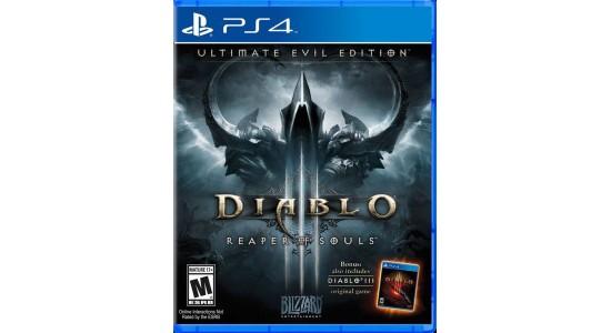 Игра для Playstation 4 Diablo 3 : Reaper of Souls – Ultimate Evil Edition