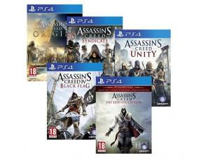 Assassin's Creed Super Bundle
