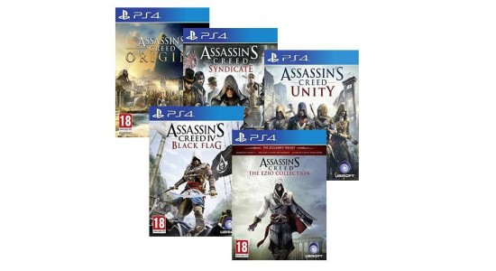 Assassin's Creed Super Bundle