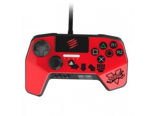 Mad Catz FightPad Pro Red